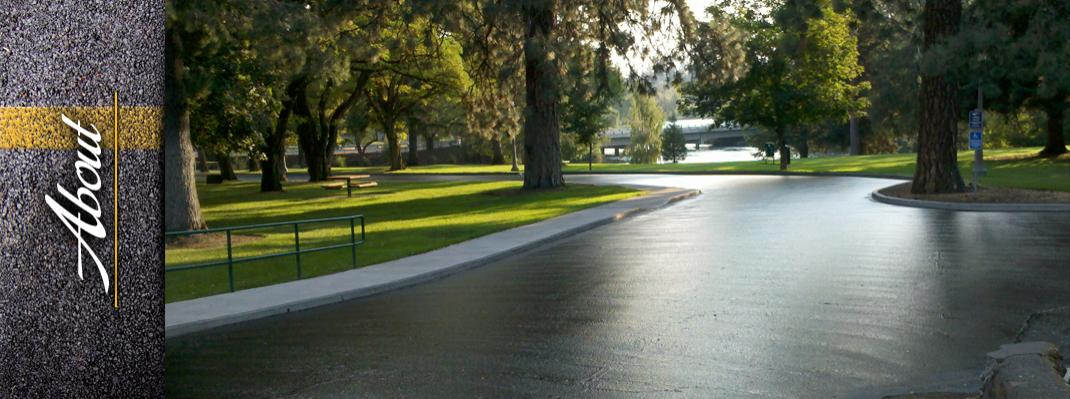About Central Oregon Asphalt Sealing